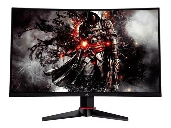Monitor Gamer Fhd Curvo 24 Mtek M24kg1 144hz+ Displayport+nf