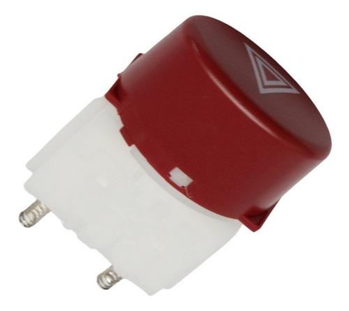 Imagem 1 de 6 de Kit Reparo Botão Do Pisca Alerta Fiat Fiorino 2010