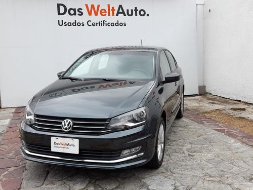 Imagen 1 de 14 de Volkswagen Vento 2019 1.6 Highline Mt