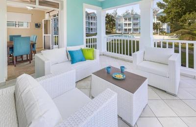 Apartamento De Venta En Sosua, Amueblado Y Con Vista Al Mar