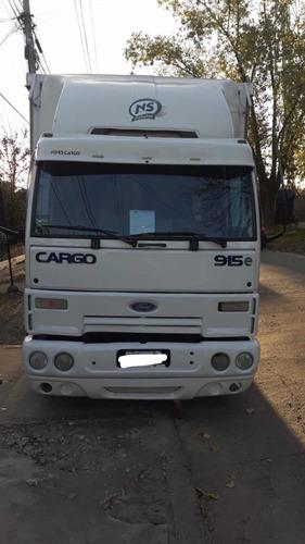 Imagen 1 de 8 de Ford Cargo 2008