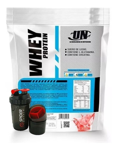 Whey Protein 5 Kilos +shaker !delivery Gratis!