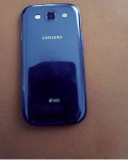 Galaxy S3 Duos Blueedition 16gbs