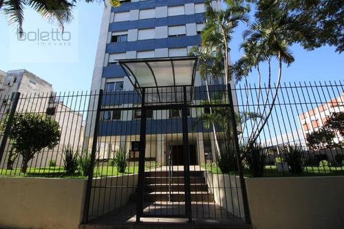 Apartamento Para Alugar, 80 M² Por R$ 1.150,00/mês - Rio Branco - Porto Alegre/rs - Ap1724