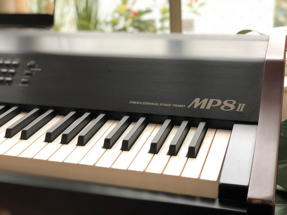 Piano Digital Kawai Mp8ii Professional + Soft Case + Suporte