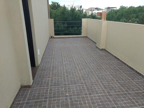 Ph 3 Amb A Estrenar 1º Piso En Duplex Balcon Y Terraza