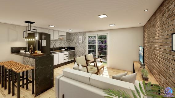 Casa/chale 2 E 4 Dormitórios Em Condomínio Fechado