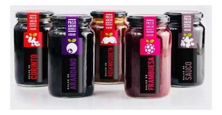 Dulces De Frambuesa-rosa Mosqueta-corinto-arándanos