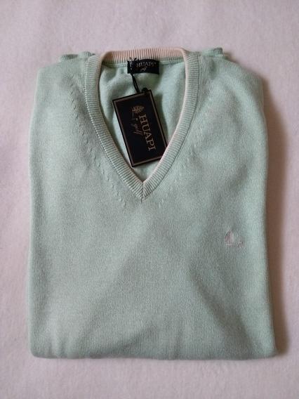 Suéter/cardigan Malha Origem: Argentina- Tam. M- Nunca Usada