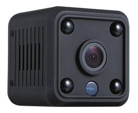 Mini Ip Camera 1080p Bateria Wi Fi 2 Megapixels Carro Casa