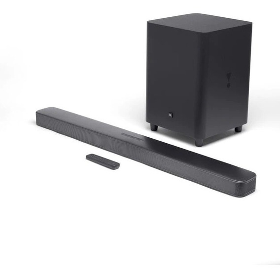 Jbl Soundbar 5.1 Surround (bivolt) Lançamento.