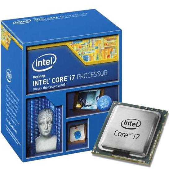 Processador Intel I7 4770s 3.1ghz Lga 1150 4ger Cooler Pasta