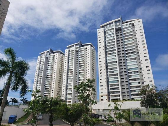 Apartamento Com 3 Dormitórios Para Alugar, 130 M² Por R$ 2.900/mês - Patamares - Salvador/ba - Ap0364