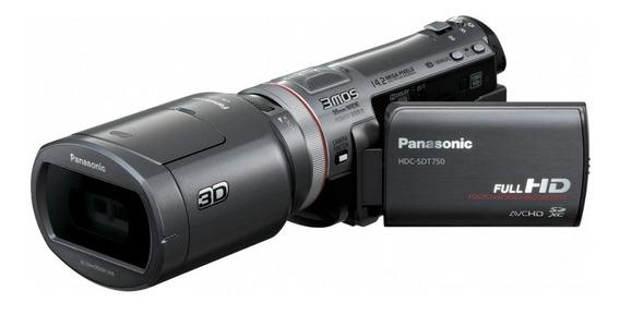 Filmadora Panasonic 3d Sdt750 Youtube Microfone Melhor Q Jvc