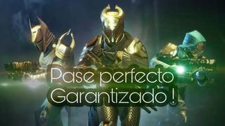 Destiny 2 Pruebas De Osiris Pase Impecable (xbox One)