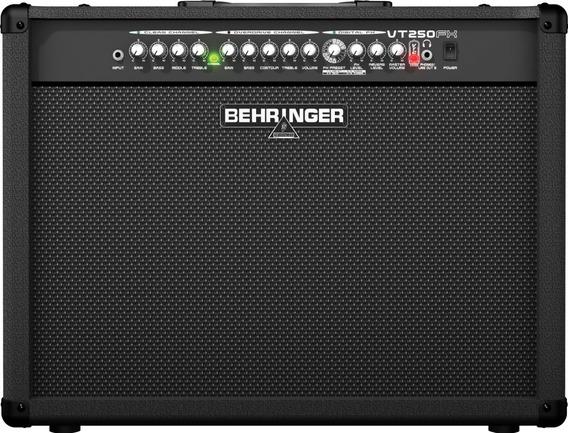 Behringer Vt250fx Amplificador Guitarra 2x50w Bugera 12