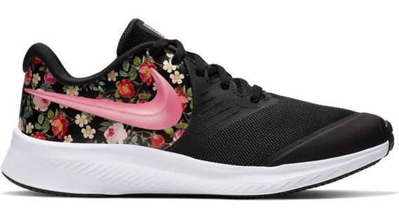Tênis Nike Star Runner 2 Vintage Floral Infantil