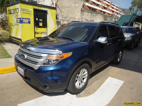 Ford Explorer Klt