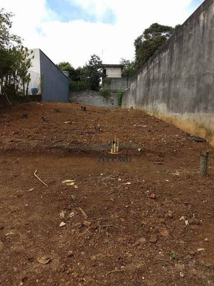 Terreno À Venda, 262 M² Por R$ 95.000 - Parque Residencial Bambi - Guarulhos/são Paulo - Te0848