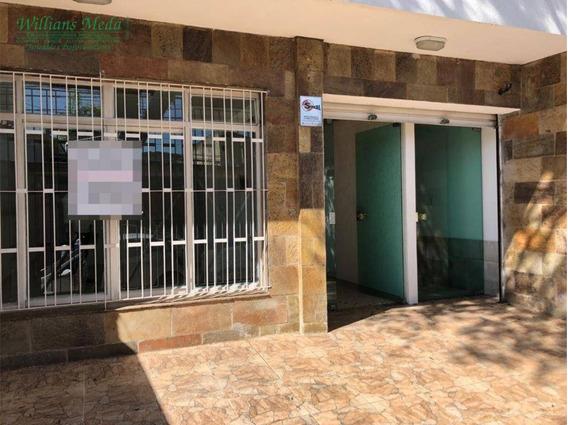 Sobrado Comercial Para Alugar, 170 M² Por R$ 3.500/mês - Centro - Guarulhos/sp - So1587