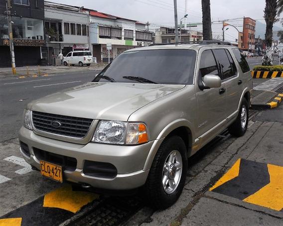 Ford Explorer Xlt 4.0 Blin Mec 4x4 2003