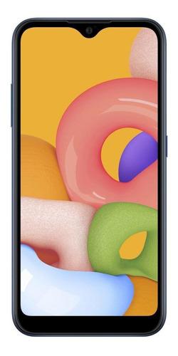 Celular Galaxy A01 Core 32gb Azul