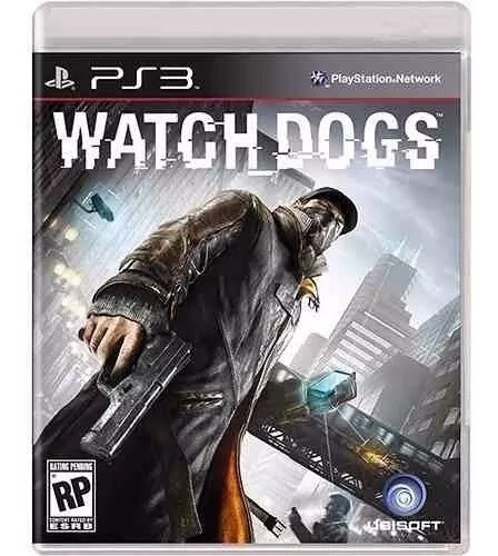 Watch Dogs Ps3 Mídia Física Nacional Lacrado Rj