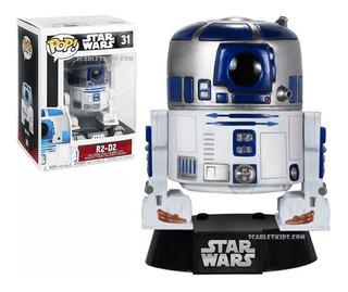Funko Pop! Star Wars R2 D2 31 Original Funko Scarlet Kids