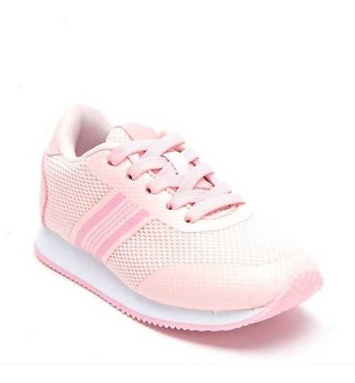 Zapatillas Topper Ambar Kids Rosa 25 Al 34 81092