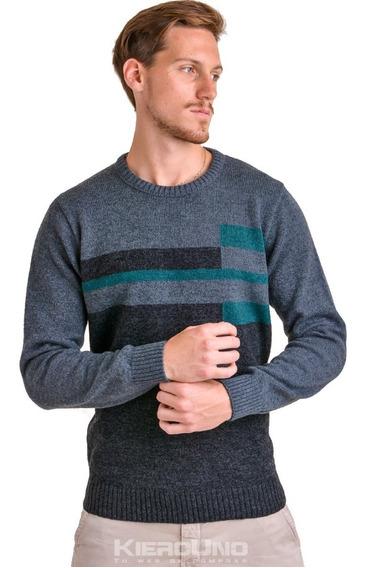 Sweater Hombre Pullover Saco De Lana Colores Kierouno