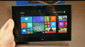 Tablet Nokia Lumia 2520