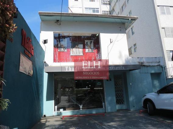 Loja Para Alugar, 200 M² Por R$ 7.000,00/mês - V Mariana - São Paulo/sp - Lo0006