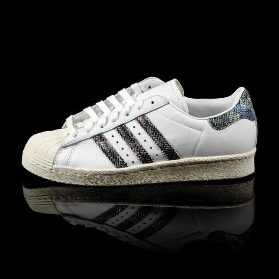 Tenis adidas Superstar 80s Unisex