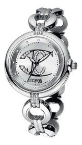 Relógio Feminino Analógico Just Cavalli Wj28744q - Prata
