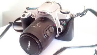 Cámara Analógica Canon Eos 500n + Flash 220ex