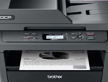 Impressora Multifuncional Laser - Dcp7065dn - Brother