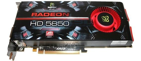 Ati Radeon Xfx 5850 1gb