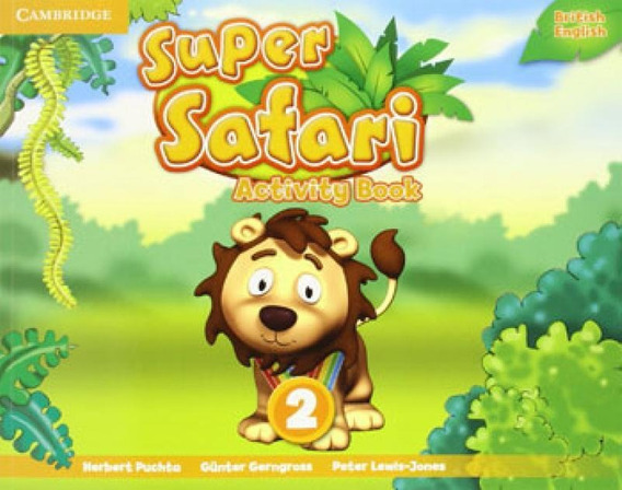 Super Sarafi 2 - Activity Book