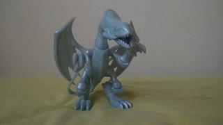 Figura Blue Eyes White Dragón Yugioh