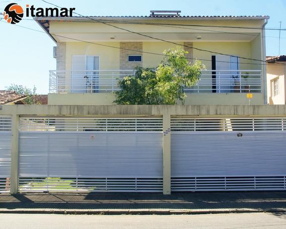 Casa De Alto Padrão A Venda Em Guarapari É Nas Imobiliárias Itamar Imoveis. - Ca00270 - 34299058