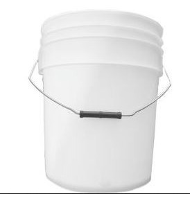 Size : 28L LILAMP Blanca de pl/ástico Tanque de Almacenamiento de Agua en los hogares Cubo Rectangular Engrosamiento de Grado alimenticio con un Gran Tanque de Agua Tapa