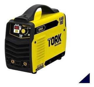 Inversora De Solda Tork Kab 180a - Ie 7180 - Bivolt