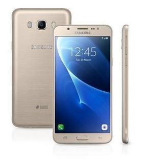 Samsung Galaxy J5 Metal Duos J510mn/ds Dourado 16gb Vitrine