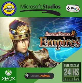 Dynasty Warriors 8 Empires - Xbox One Modo Local