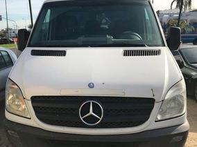 Mercedes Benz Sprinter 415 Furgon 2016