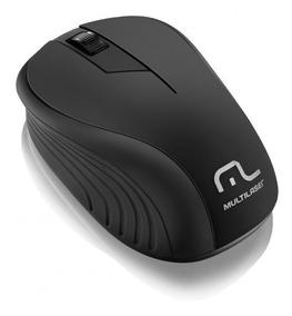 Mouse Sem Fio Multilaser Mo212 Preto
