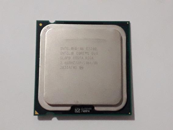 Processador Intel E7300 2,66 Ghz