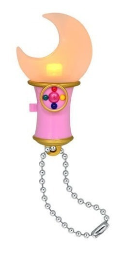 Sailor Moon Crystal Light Mascot Llavero Luz Bandai Remate
