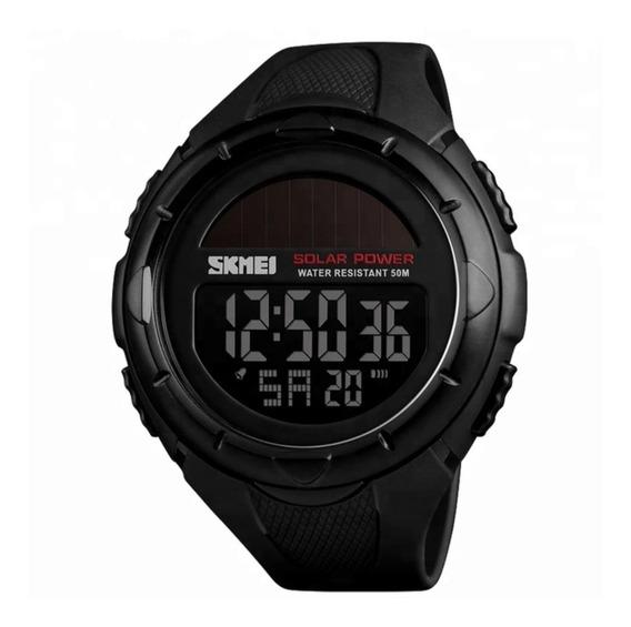 Relógio Skmei 1405 Digital Com Bateria Solar Original