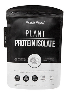 Vegan Protein Isolate 908 Gr Saborizada Protein Project